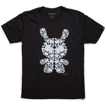 New From Kidrobot: Rorschach Dunny T-Shirt