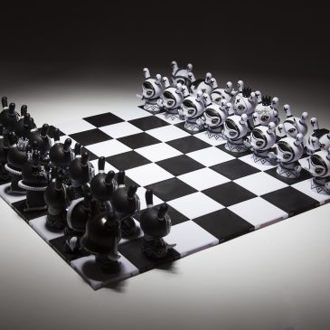 Otto Bjornik Shah Mat Dunny Chess Series Now Available!