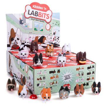 New From Kidrobot: Kibbles 'N Labbits Blind Box Mini Series
