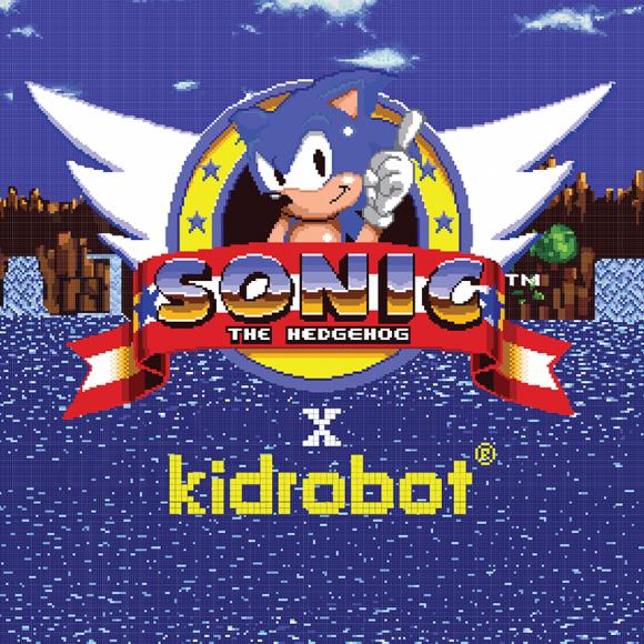 Kidrobot And Sega Announce An Exclusive Sonic The Hedgehog 25th Anniversary Collection Kidrobot Blog
