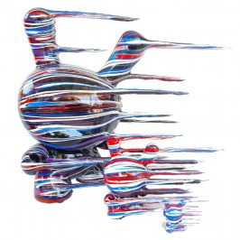 Save America Blown Away Dunny Series by Josh Mayhem