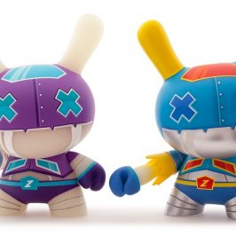 NEW RELEASE: DAIROBO-Z DUNNY BY DOLLY OBLONG