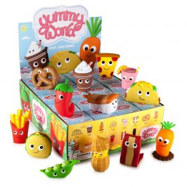 Introducing the Yummy World Blind Box Mini Series!