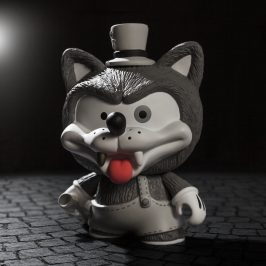 Willy the Wolf Now Available!