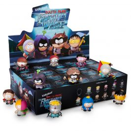 KIDROBOT & SOUTH PARK RELEASE NEW FIGURES