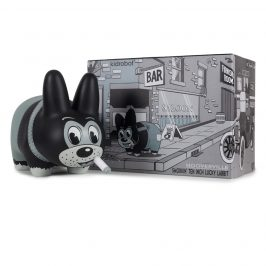 Hooverville 10″ Labbit By Frank Kozik Available Now!