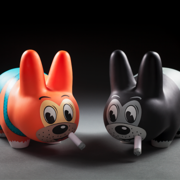Guest Blog: Hooverville Labbit by The Toy Viking