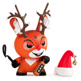 NEW Rise of Rudolph Holiday Dunny Available now!