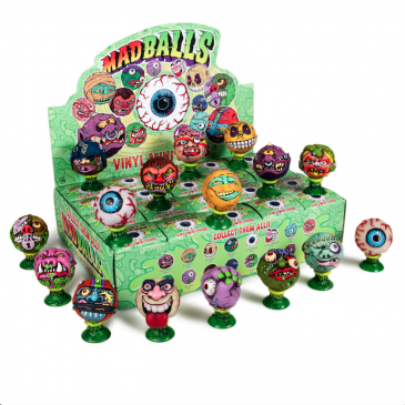 NEW Mad Balls Mini Series is HERE!