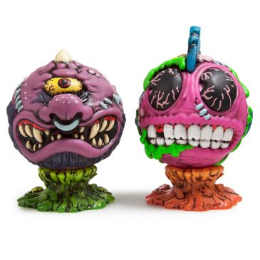 Mad Balls 6-Inch Medium Figures Available NOW!!!