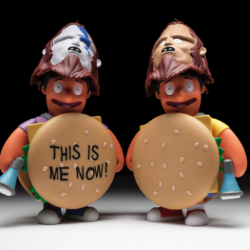 Bob's Burgers Beefsquatch 7″ Figure Now Available on Kidrobot.com!