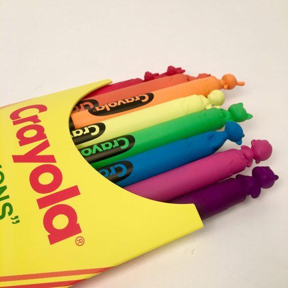 Carvola Crayons
