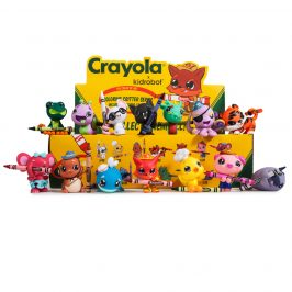 Throwback Thursday: Crayola Coloring Critters Mini Series!