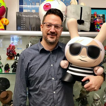Getting to know the Kidrobot Crew – Josh Divine