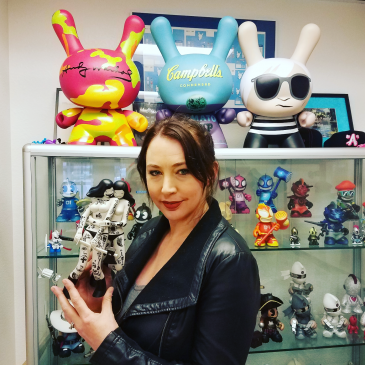 Getting to Know the Kidrobot Crew – Danelle Robles