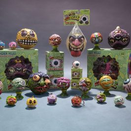 Mad Balls Foam Balls Series Now Available!