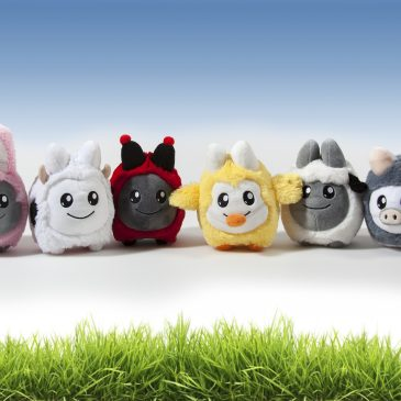 The Litton Spring Plush Now Available Online!