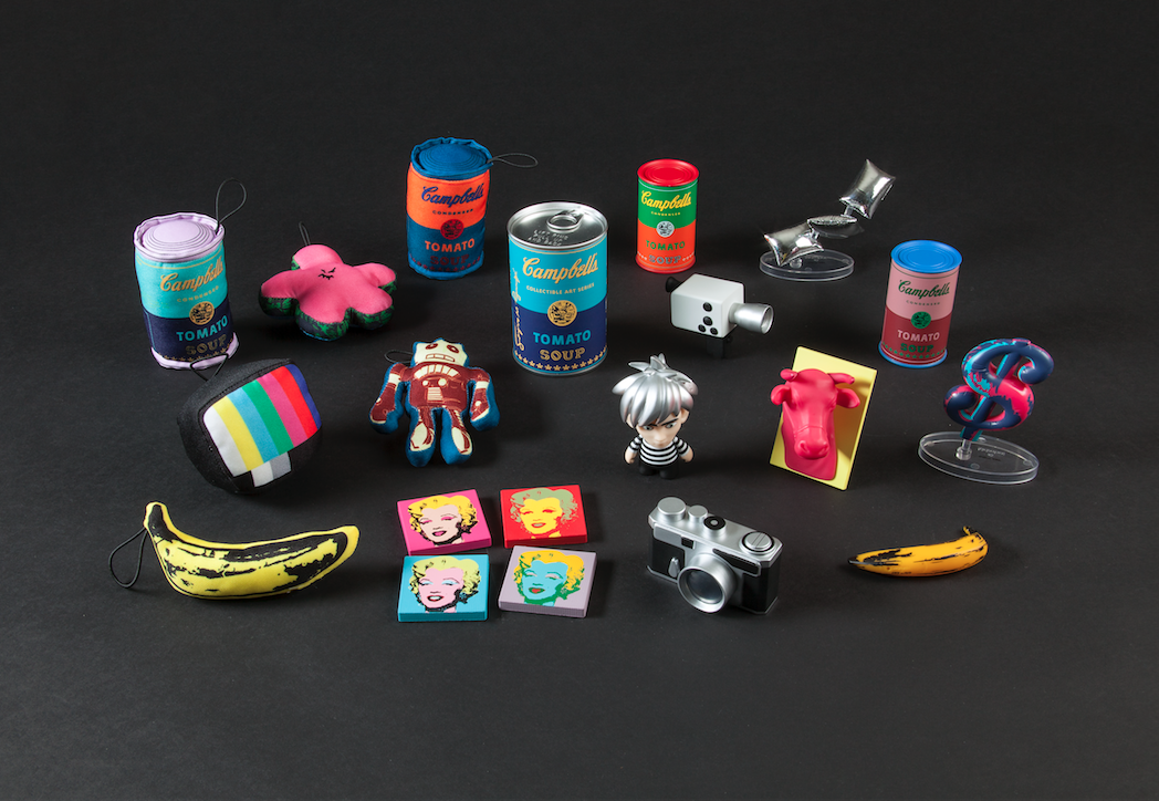New Andy Warhol X Kidrobot Can Mini Series Available Now