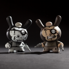 Artist Q&A: Get all the details about the new 5-inch Jack Dunny by SHIFFA!