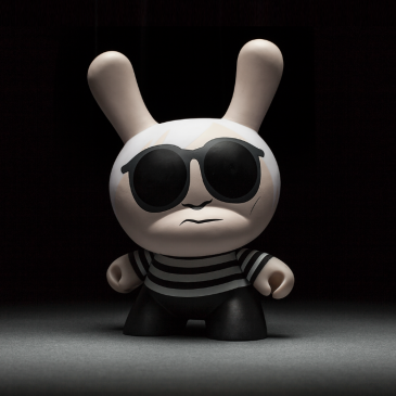 The New 8-Inch Warhol Masterpiece Dunny Now Available