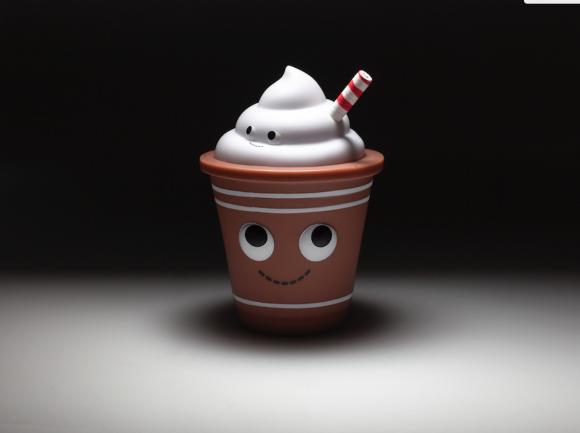 Yummy World lattes