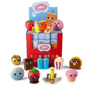 New Yummy World Tasty Treats!