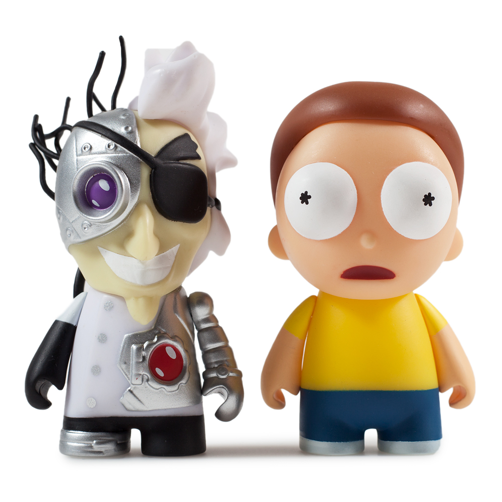 Kidrobot x Adult Swim Vinyl Mini Series