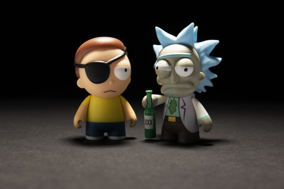 Adult Swim Rick and Morty1