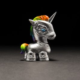 Kidrobot x Adult Swim: Robot Unicorn Attack