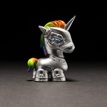 Kidrobot x Adult Swim: Robot Unicorn Attack