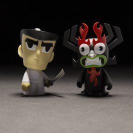 Kidrobot x Adult Swim: Samurai Jack