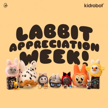 Labbit Appreciation Week Kick Off!