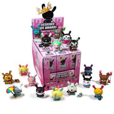 The Kidrobot x Clutter DTA Blind Box Mini Series Release is here!