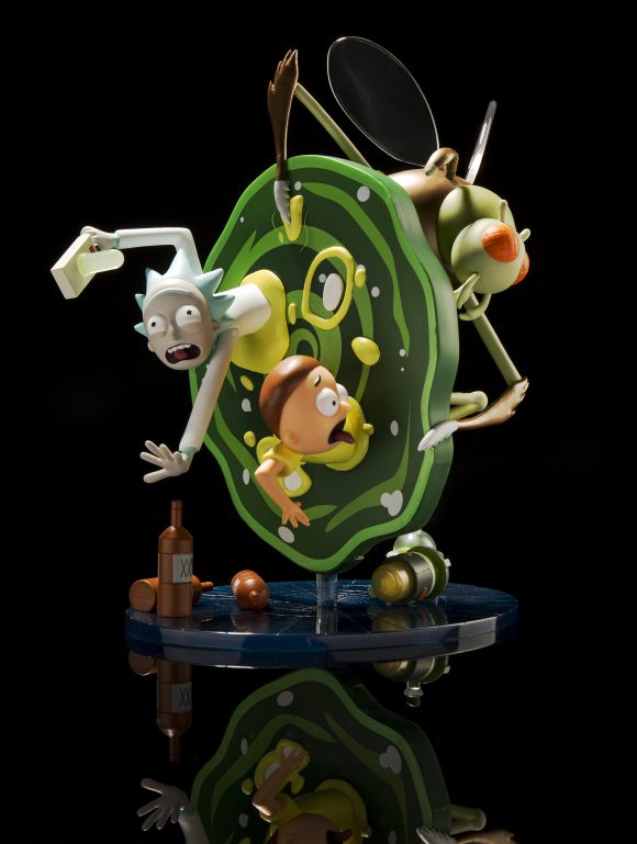 Rick and Morty Medium Figure