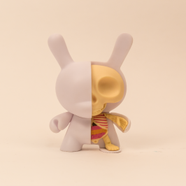 Kidrobot x Jason Freeny Half Ray Dunny Available NOW!