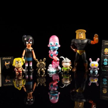 Unleash the Exclusives! Kidrobot x SDCC Exclusives!