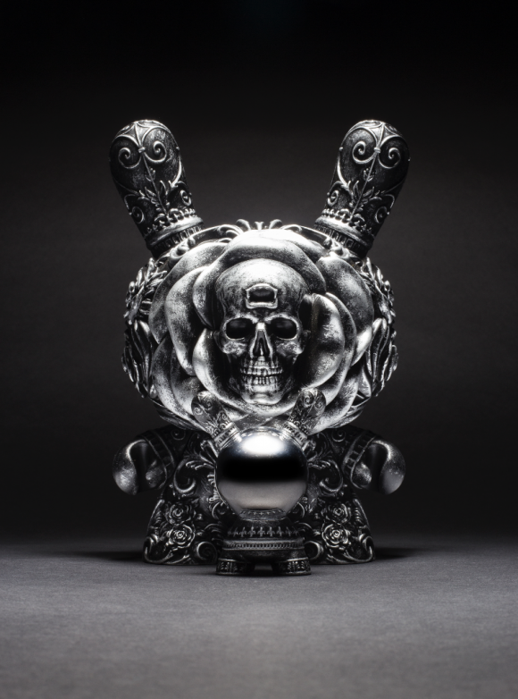 Kidrobot Clairvoyant Dunny