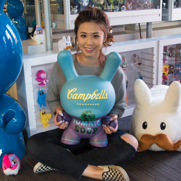 Getting to Know the Kidrobot Crew! Sharon Park