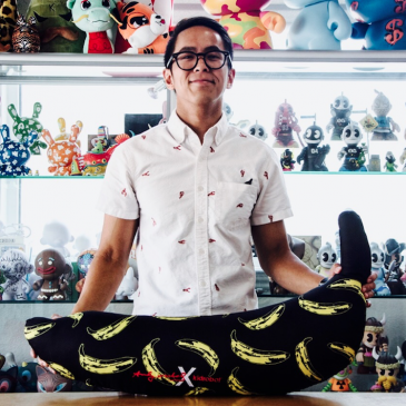 Getting to Know the Kidrobot Crew: Michael!