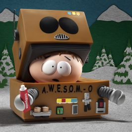 Throwback Thursday: South Park A.W.E.S.O.M.-O Medium Figure!