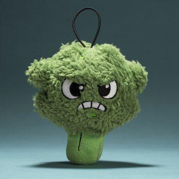 Yukky World Brock Broccoli