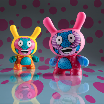 Throwback Thursday: The First 5-Inch Dunny!
