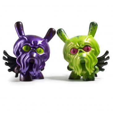 Kidrobot x Scott Tolleson King Howie 8-Inch Dunny Available Now!