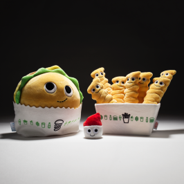 Kidrobot x Yummy World x Shake Shack Now Available!