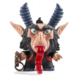 The Krampus Dunny By Scott Tolleson Officially Online!