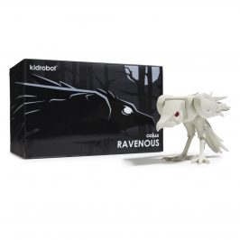 Kidrobot x Colus The Ravenous