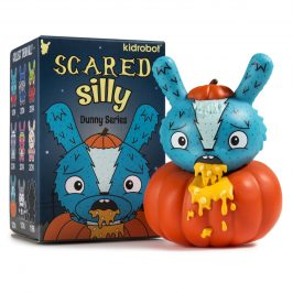The Bots Scared Silly Dunny Mini Series