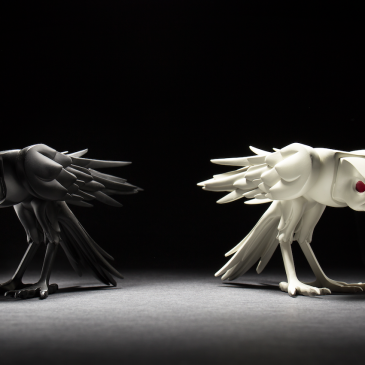 Kidrobot x Colus: The Ravenous