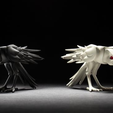 Kidrobot x Colus: The Ravenous