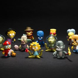 The Simpsons Treehouse of Horror Mini Series